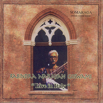 Rabindra Narayan Goswami, Sitar & Surnahar - Live in Italy