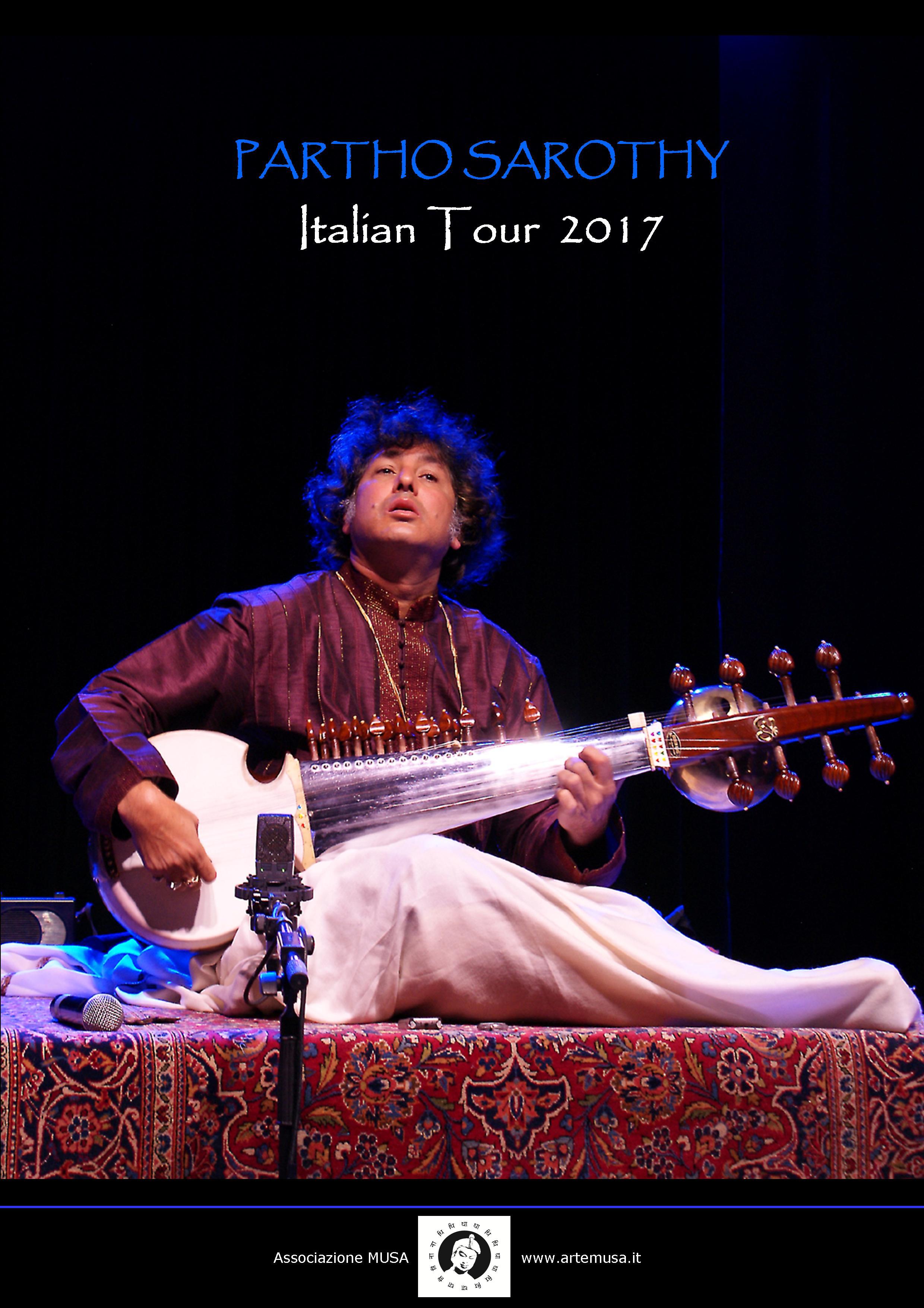 italian tour 2017